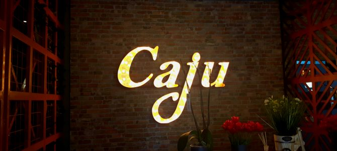 CAJU by Joseph Hadad – great food, awful service