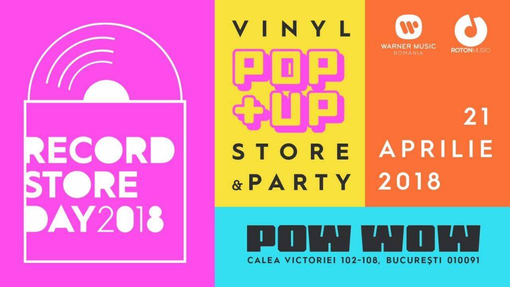 Record store day organizat de roton