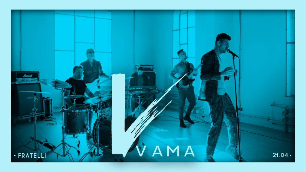 concert Vama in Fratelli Studios