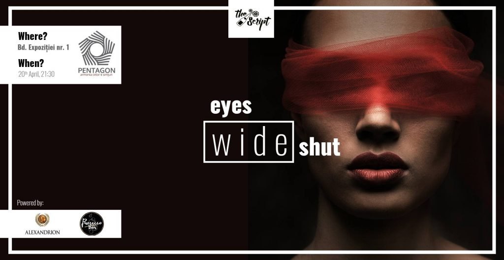 eyes wide shut the script experience