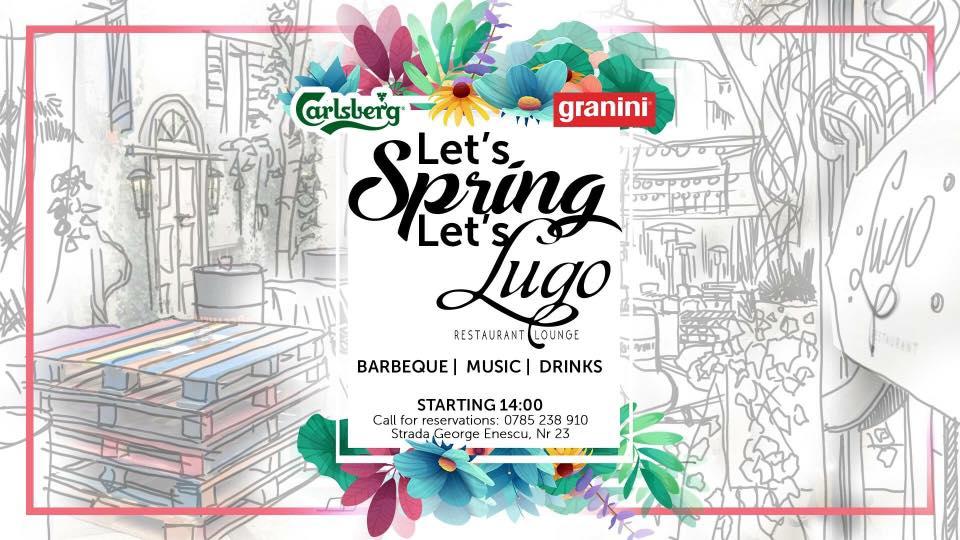 let's spring, let's lugo