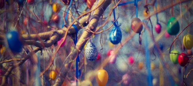 Easter weekend fun (6-9 apr)