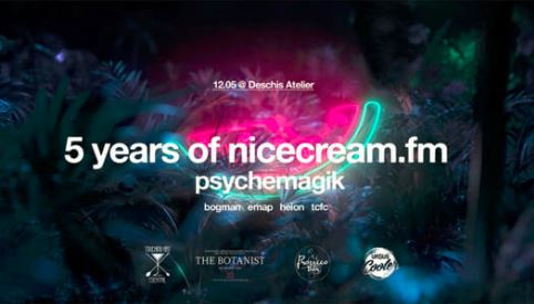 5 ani de nicecream.fm