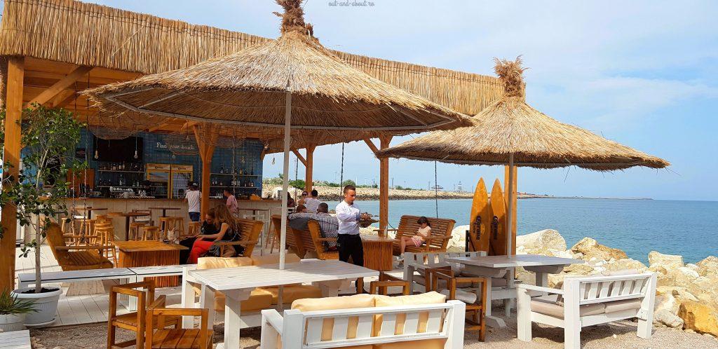 zona de bar golful pescarilor
