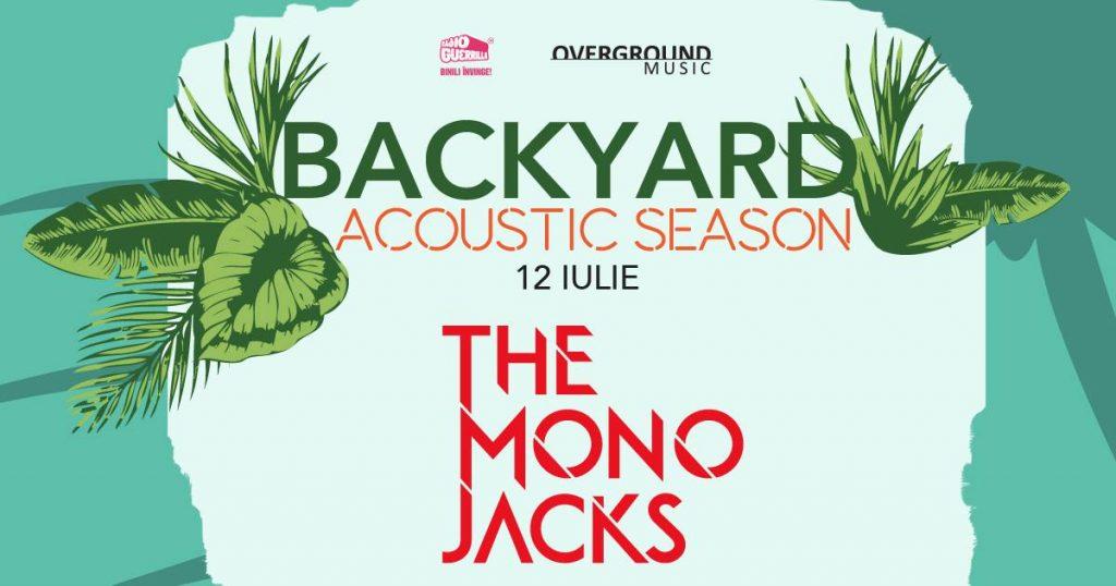 Backyard acoustic session