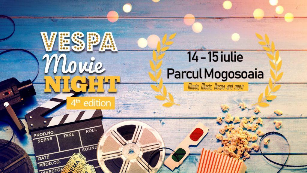 vespa movie night