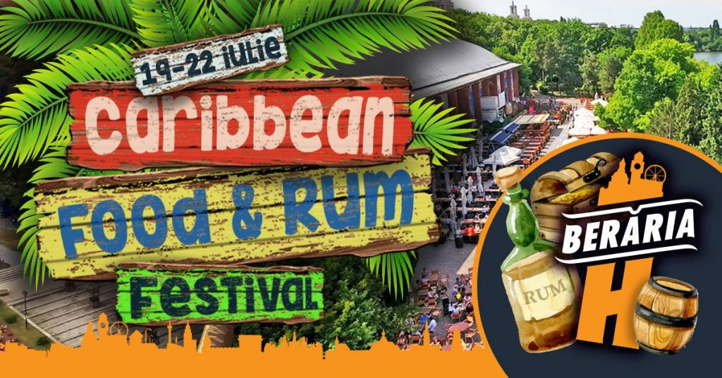 Carribean food and rum fest