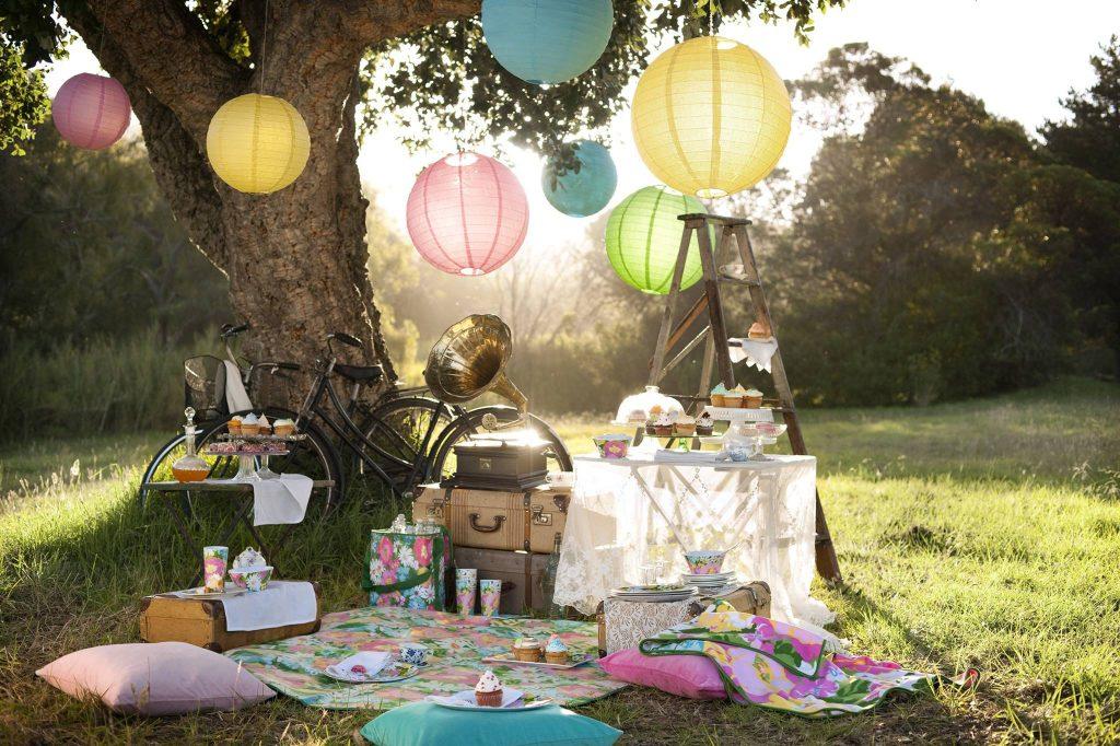 picnic in parc mogosoaia
