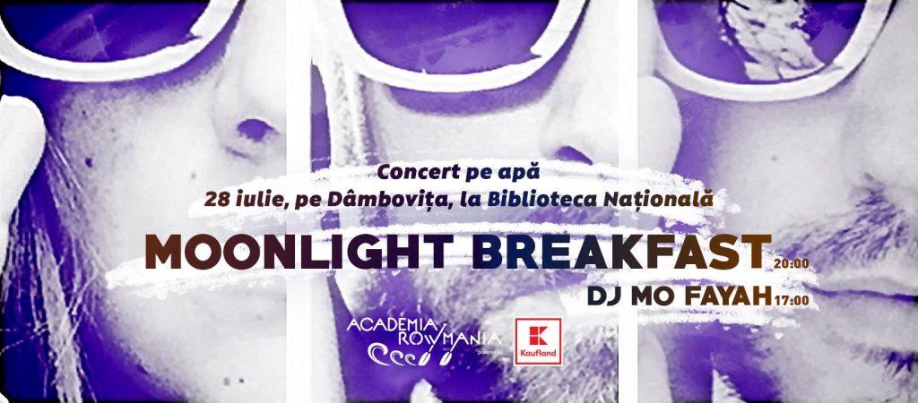 concert moonlight breakfast pe dambovita
