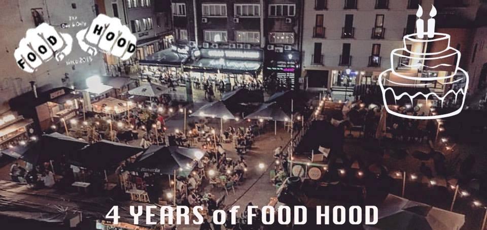 4 years food hood