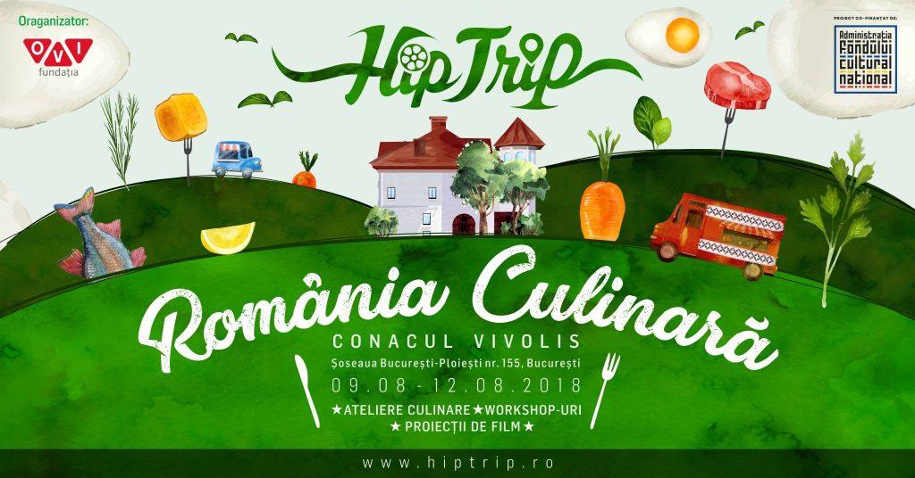 Hip Trip Romania Culinara