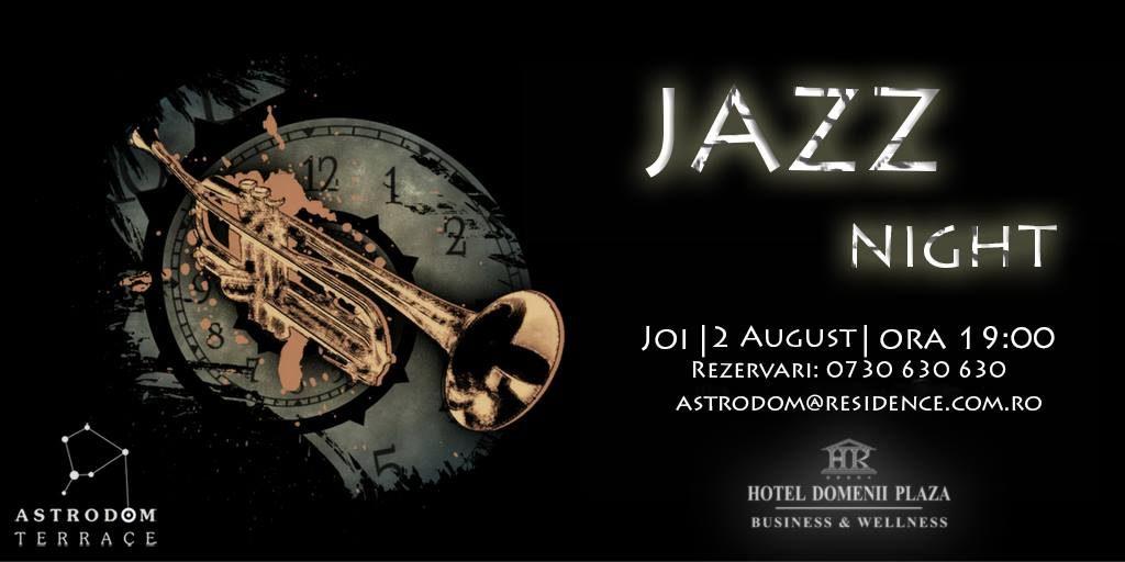 jazz pe terasa astrodom