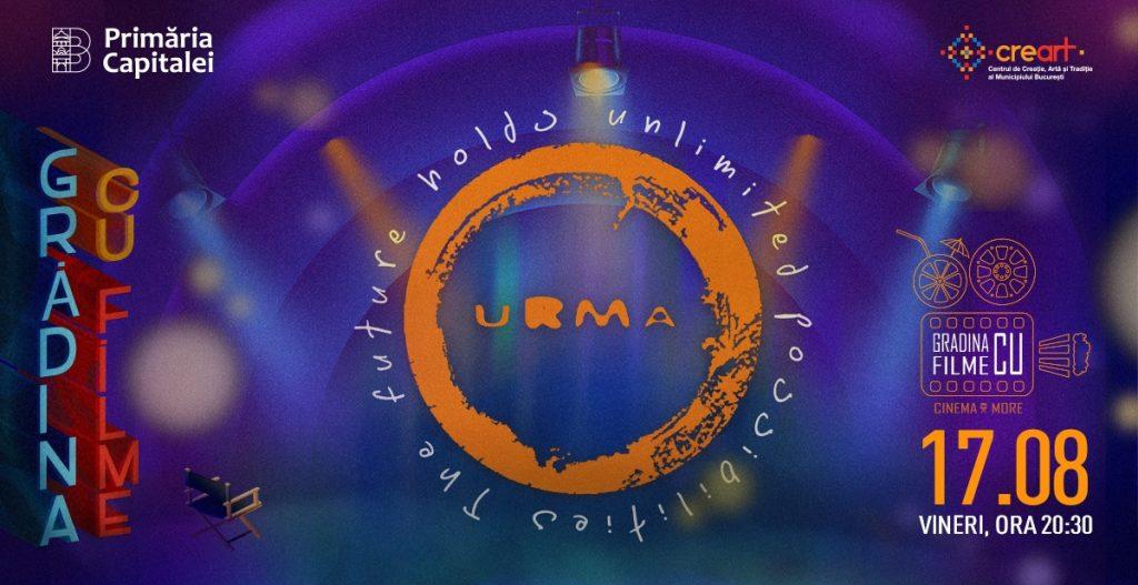 concert URMA la gradina cu filme