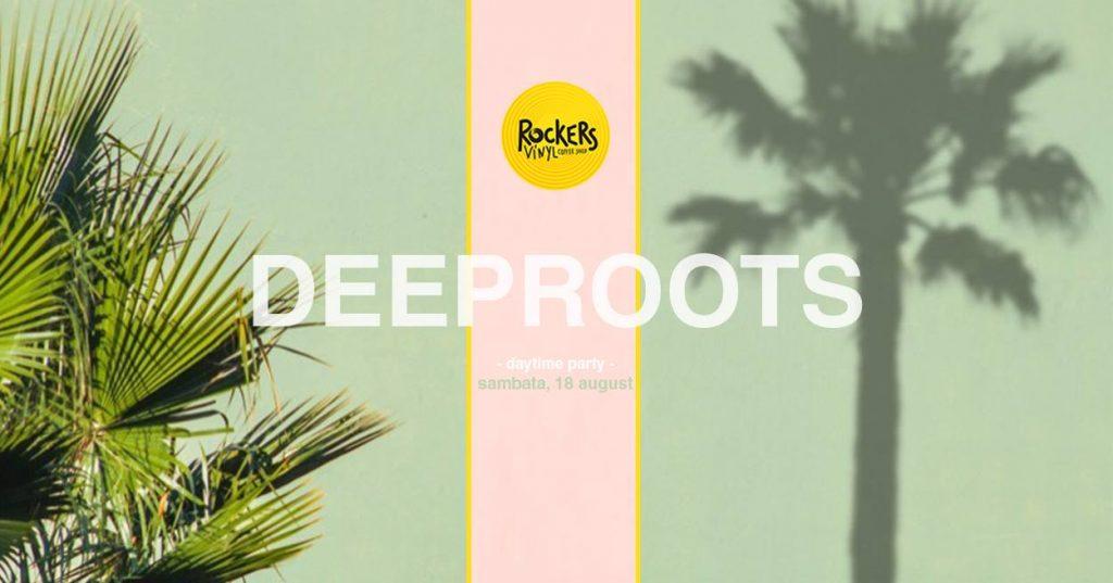 Deeproots la Rockers vinyl store