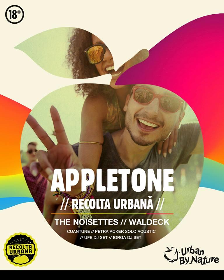 Appletone party recolta urbana