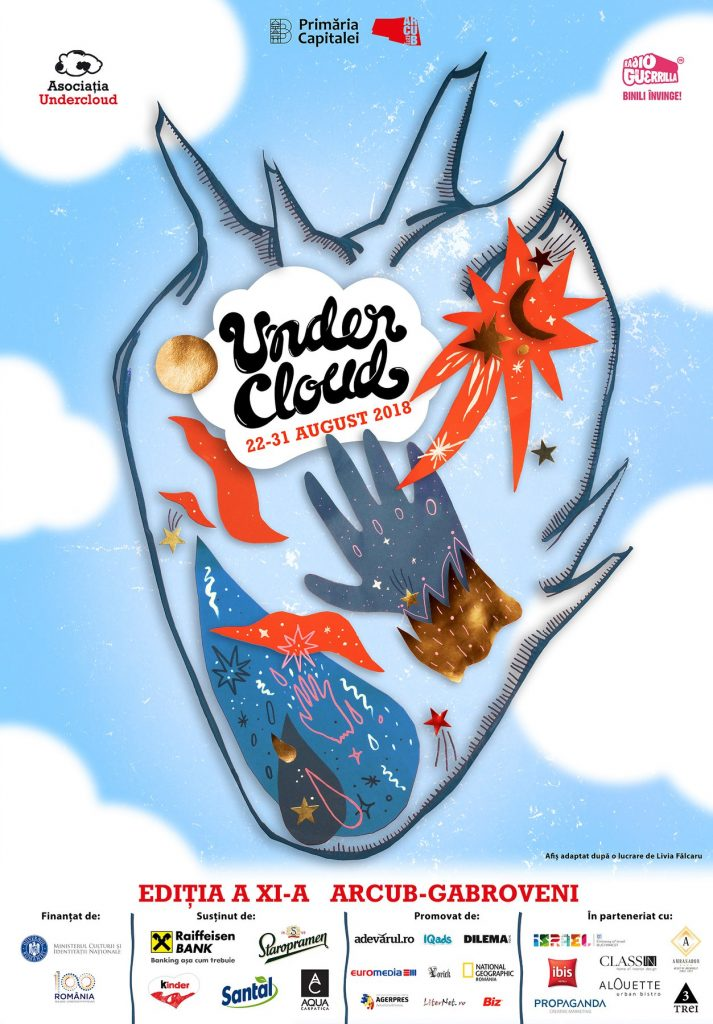 Undercloud - Festival de teatru independent