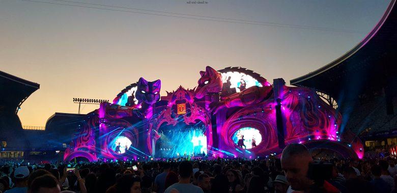 main stage Untold