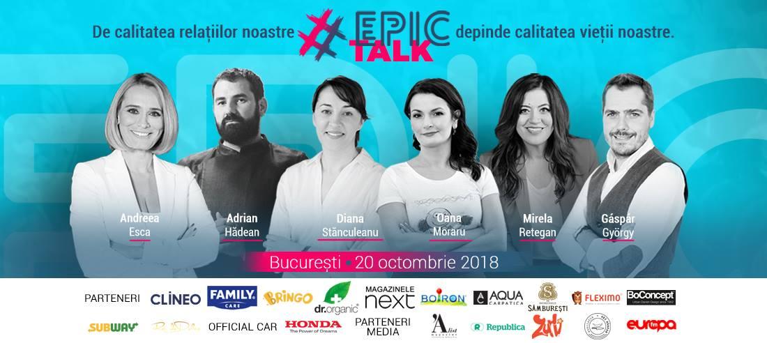 Epic Talk
