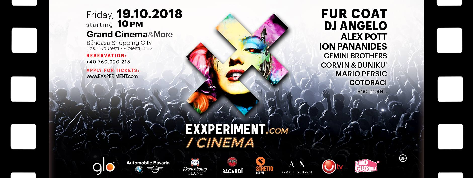 Exxperiment com cinema