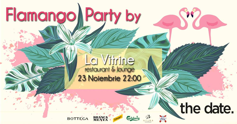 Flamango Party the date