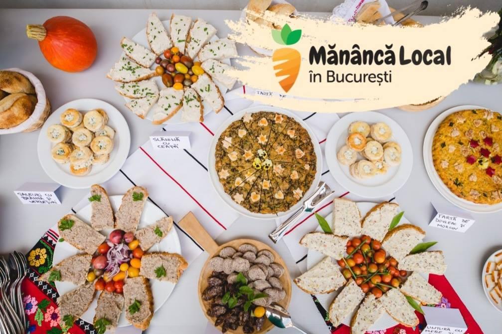 Mananca local in Bucuresti Gourmet Brunch