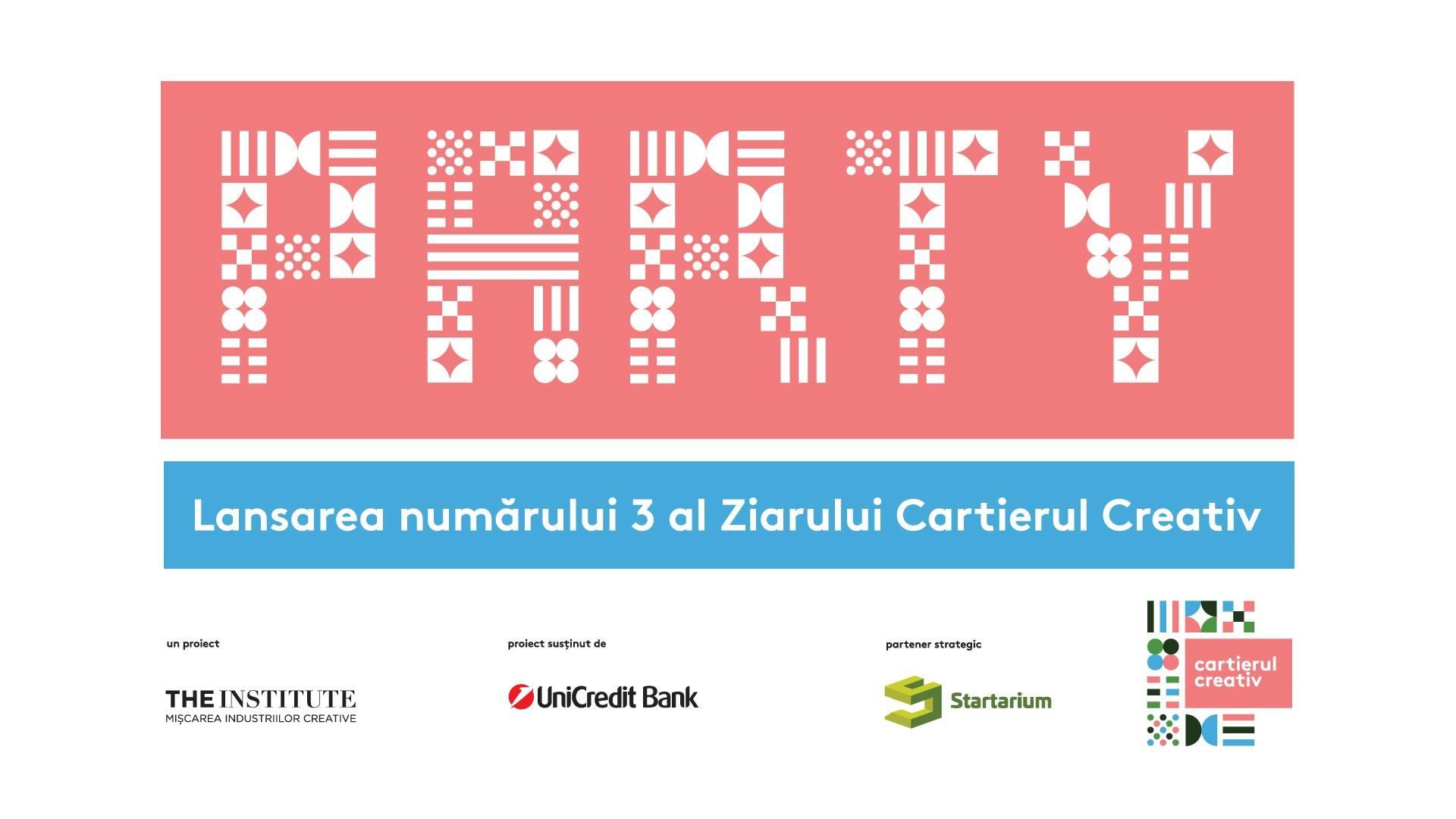 Party lansare ziar cartierul Creativ 3