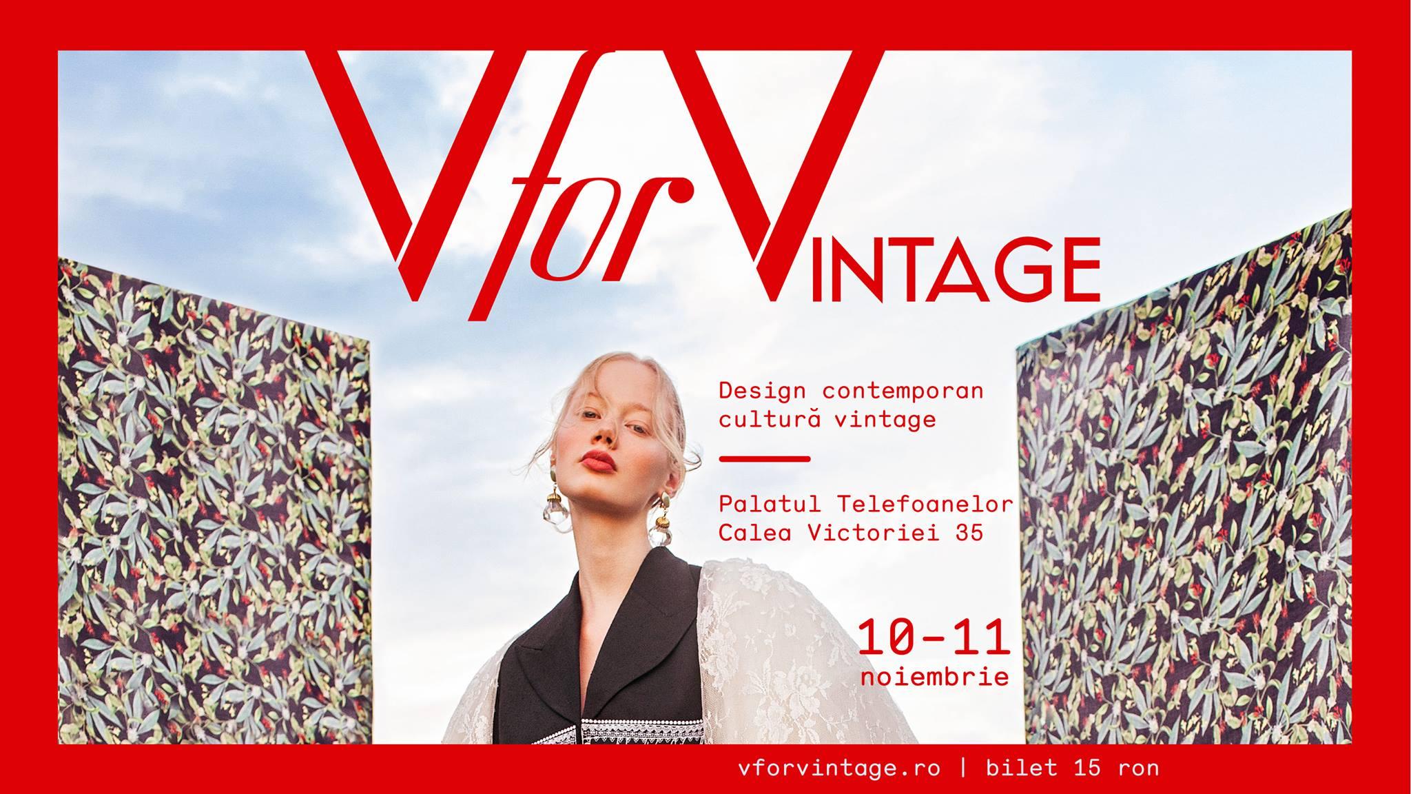 V for Vintage
