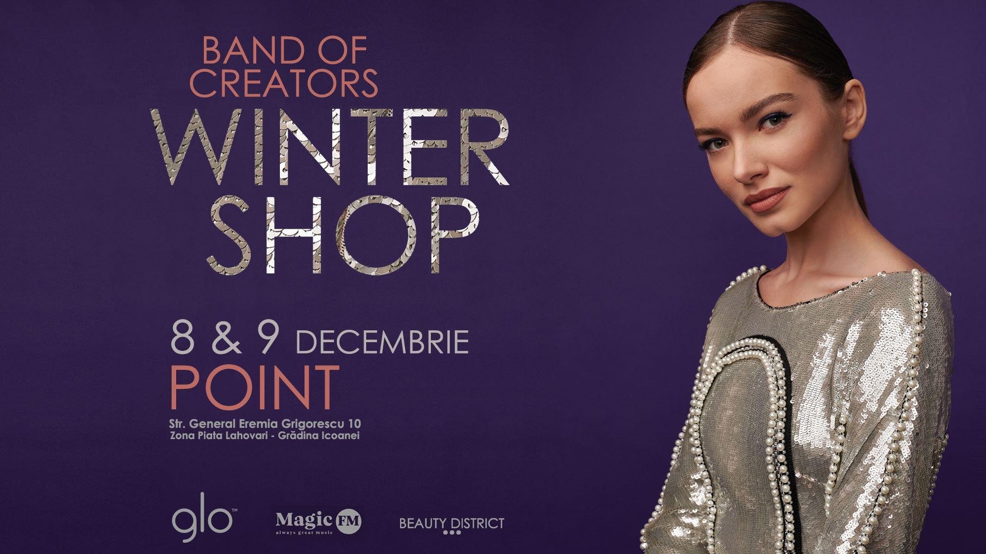 Band of Creators Winter Shop