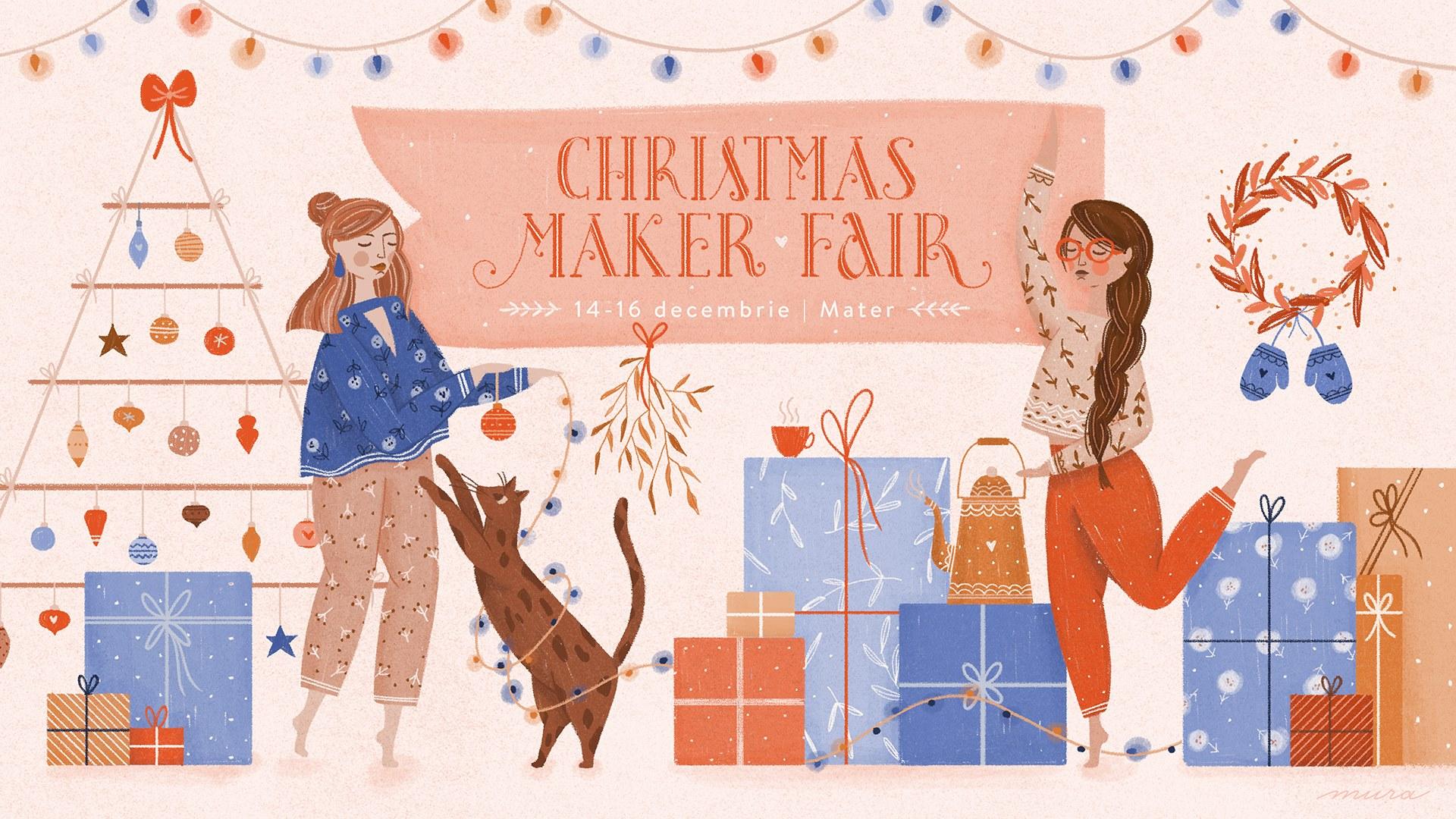 Christmas Maker Fair 2018
