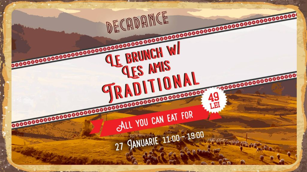 brunch la Decadance
