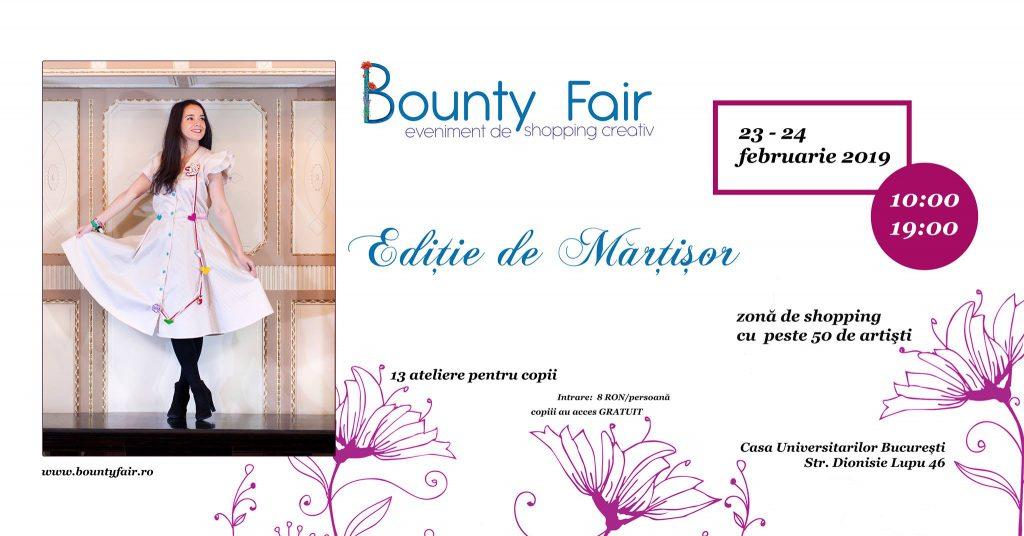 Bounty Fair editie de martisor
