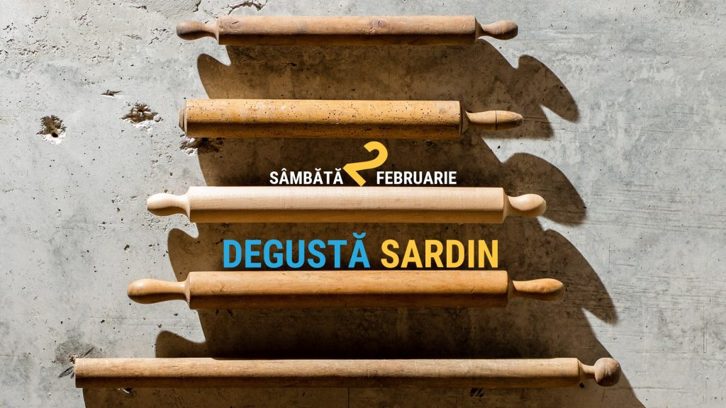 degusta sardine - 2 ani de gust sardin