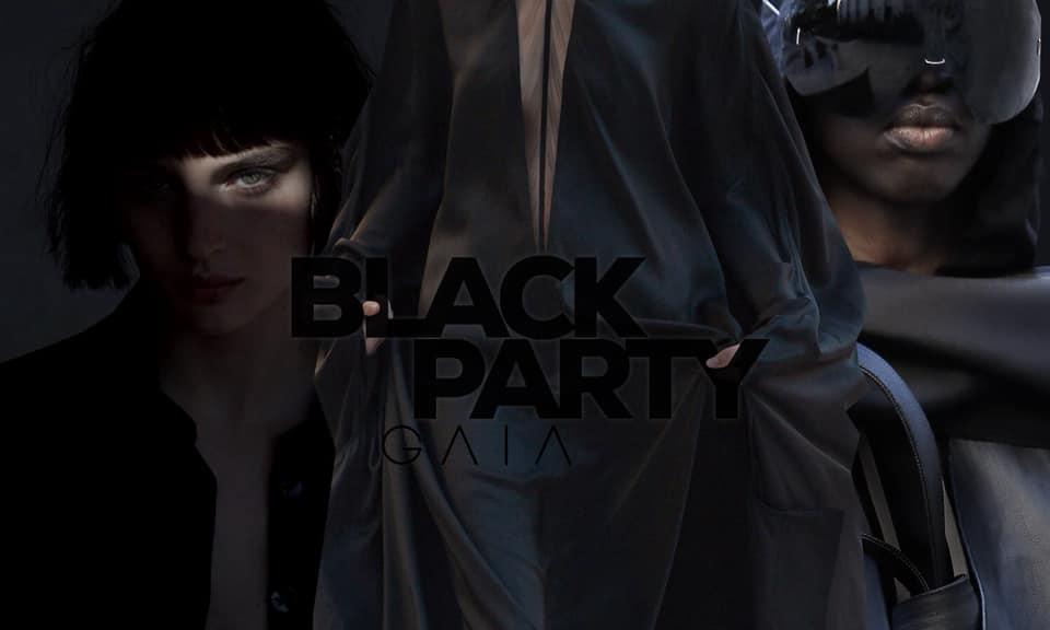 Gaia black party