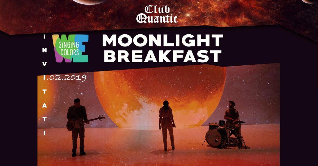 Moonlight breakfast live la Quantic