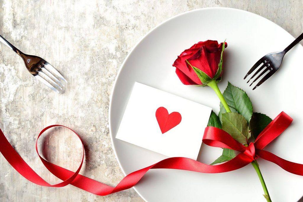 cina romantica de valentines day la restaurant piata negustorilor