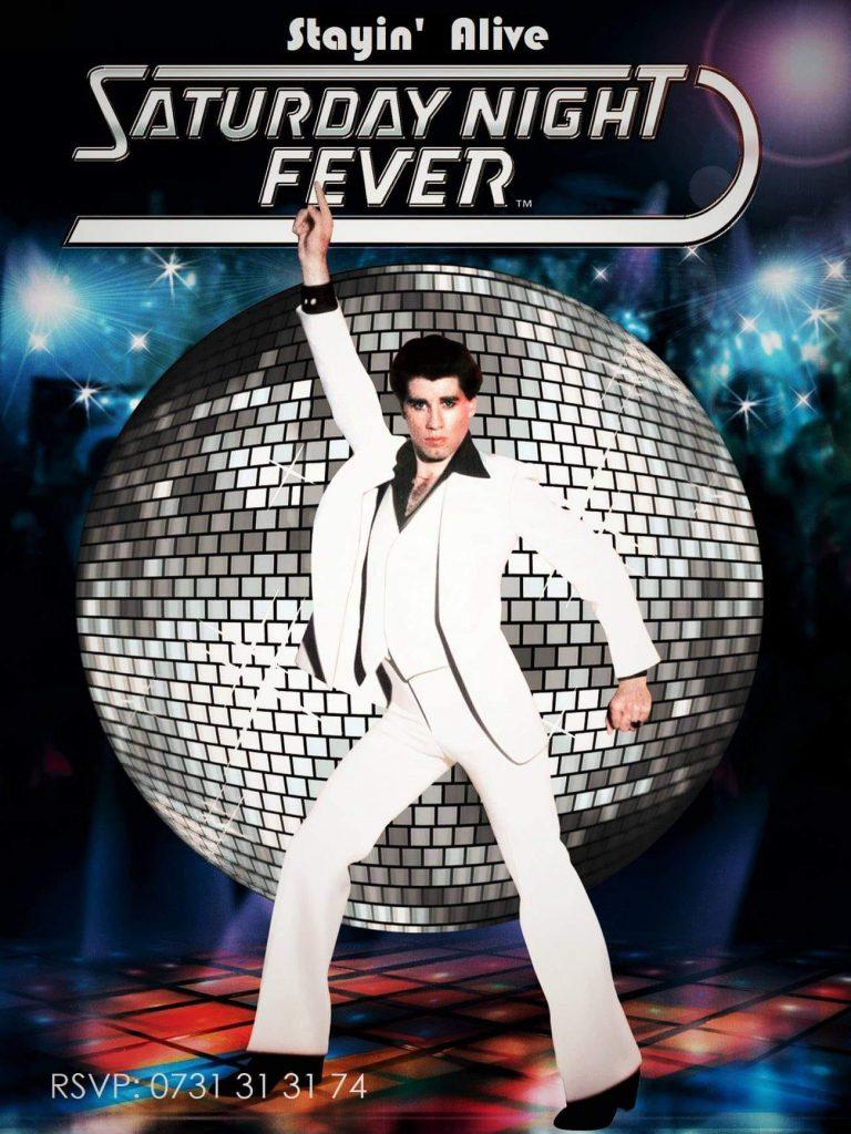 Saturday night fever la Sensio living weekend 15-17 martie