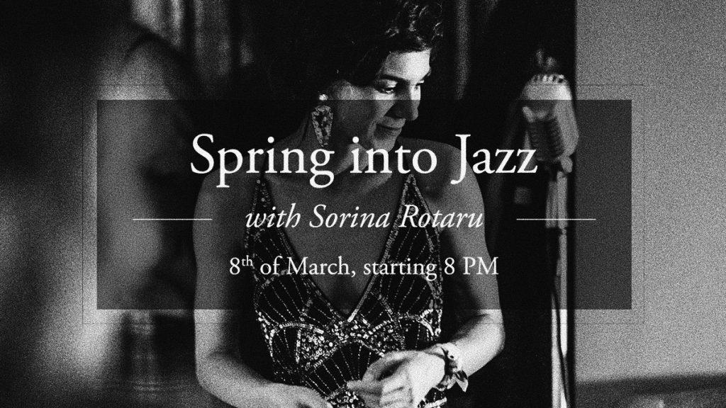spring into jazz de 8 martie