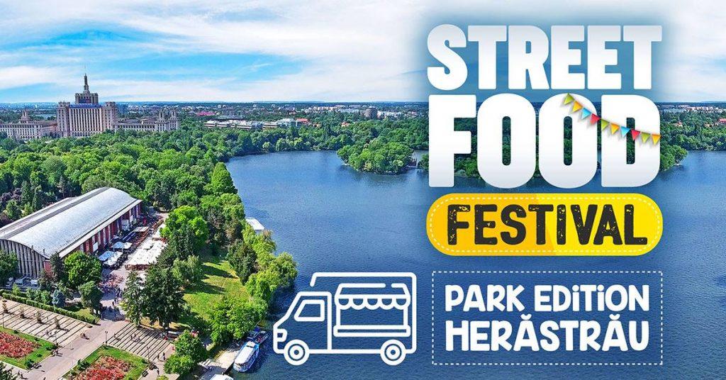 Street food fest park edition weekend 19-21 aprilie