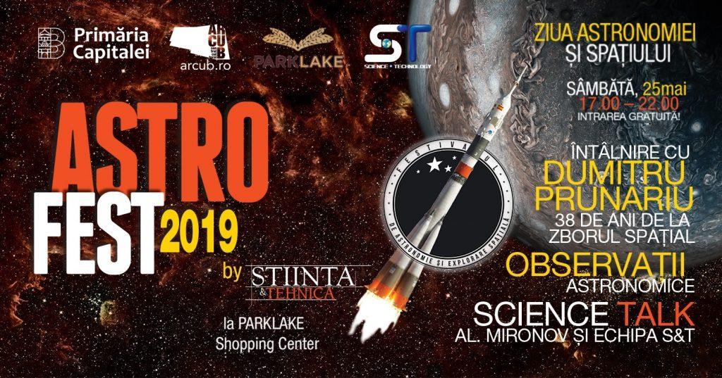 Astro fest 2019 weekend 24-26 mai
