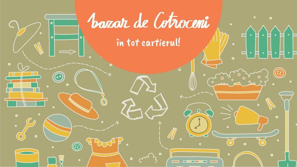 Bazar de Cotroceni weekend 24-26 mai