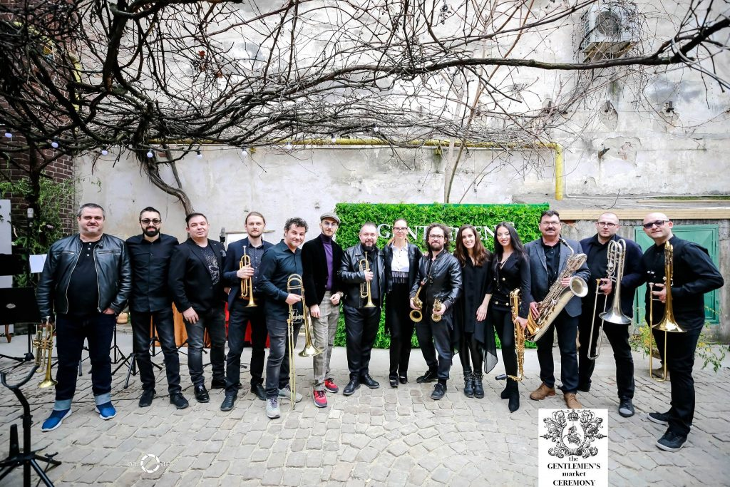 Bucharest jazz orchestra la eden weekend 17-19 mai