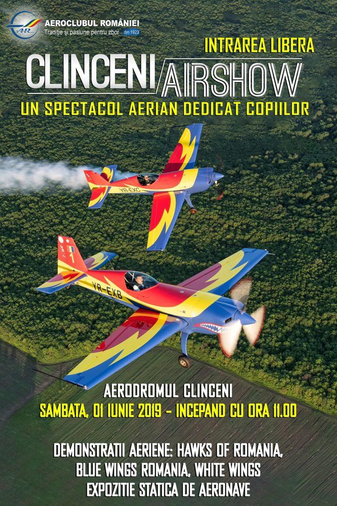 clinceni Airshow