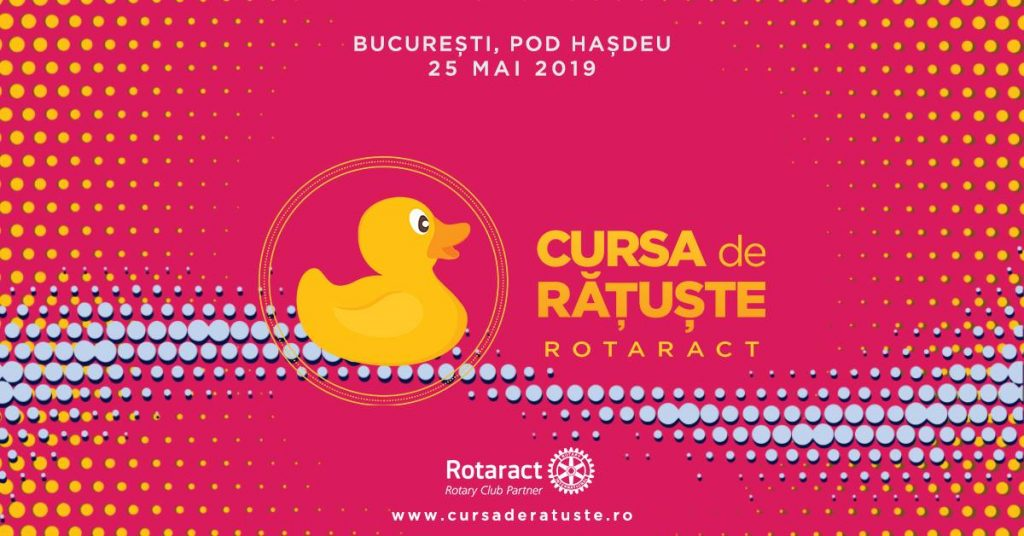 Cursa de ratuste Rotaract weekend 24-26 mai