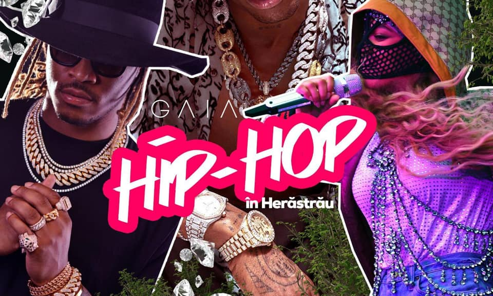 Hip Hop in herastrau cu gaia weekend 10-12 mai