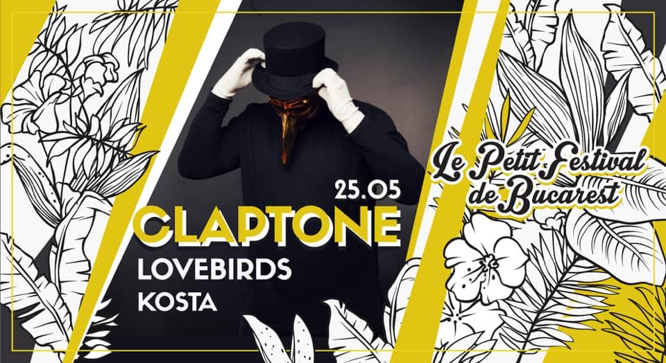 Le Petit festival de bucarest 2019 weekend 24-26 mai