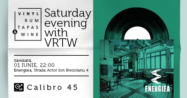 VRTW la energiea weekend 31 mai-2 iunie