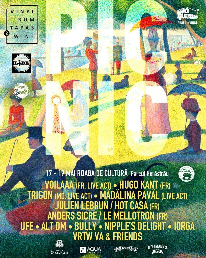 VRTW picnic la Roaba de cultura weekend 17-19 mai