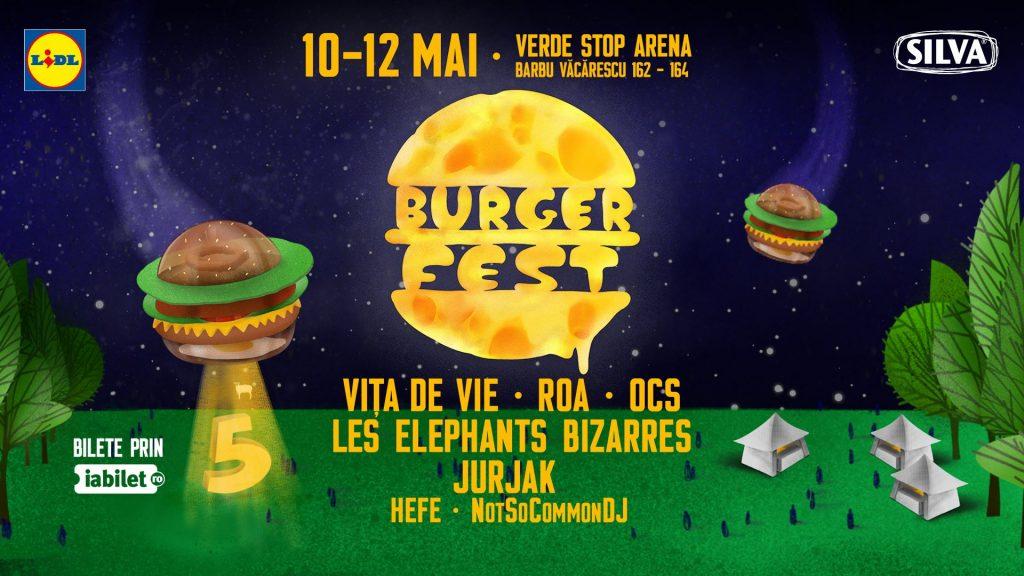 burger fest 2019 weekend 10-12 mai
