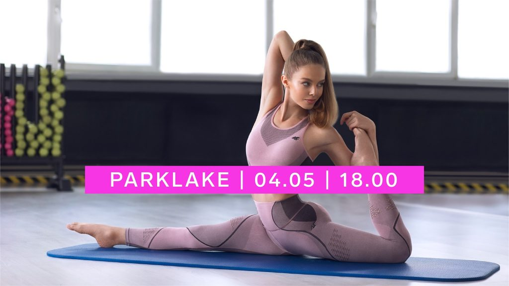 open workout in park lake.jpg weekend 3-5 mai
