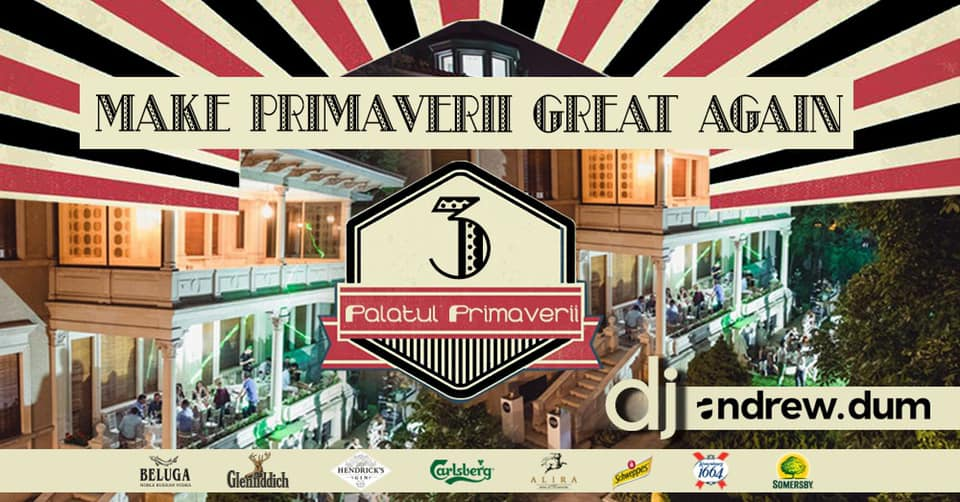 party aniversar the date weekend 17-19 mai